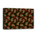 Pattern Abstract Paisley Swirls Deluxe Canvas 18  x 12   View1