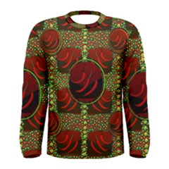 Spanish And Hot Men s Long Sleeve Tee