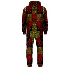 Spanish And Hot Hooded Jumpsuit (Men)