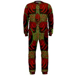 Spanish And Hot OnePiece Jumpsuit (Men)