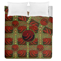 Spanish And Hot Duvet Cover Double Side (Queen Size)