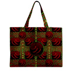 Spanish And Hot Medium Tote Bag