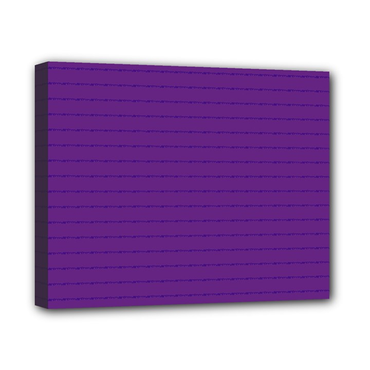 Pattern Violet Purple Background Canvas 10  x 8
