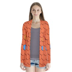Roof Brick Colorful Red Roofing Cardigans