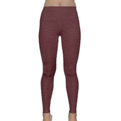 Seamless Texture Tileable Book Classic Yoga Leggings