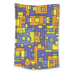 Square Background Background Texture Large Tapestry