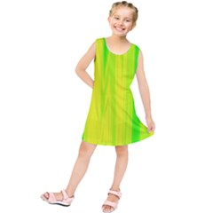 Shading Pattern Symphony Kids  Tunic Dress