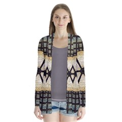 Stained Glass Colorful Glass Cardigans