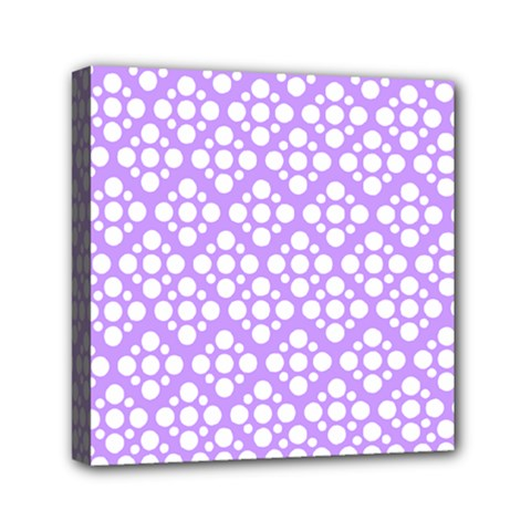 The Background Background Design Mini Canvas 6  X 6