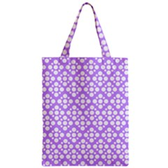 The Background Background Design Zipper Classic Tote Bag