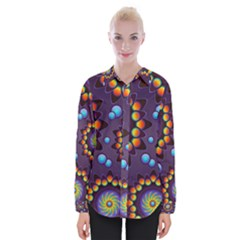 Texture Background Flower Pattern Shirts