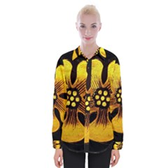 Yellow Flower Stained Glass Colorful Glass Shirts
