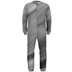 Wave Form Texture Background OnePiece Jumpsuit (Men)