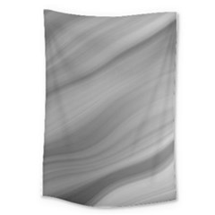 Wave Form Texture Background Large Tapestry