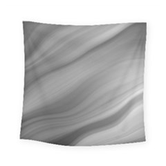 Wave Form Texture Background Square Tapestry (small)