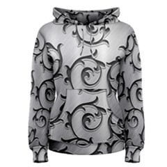 Floral Women s Pullover Hoodie