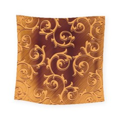 Floral Vintage Square Tapestry (Small)
