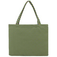 Mardi Gras Checker Boards Mini Tote Bag