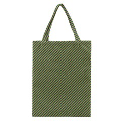 Mardi Gras Checker Boards Classic Tote Bag