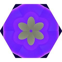 Ceiling Color Magenta Blue Lights Gray Green Purple Oculus Main Moon Light Night Wave Mini Folding Umbrellas