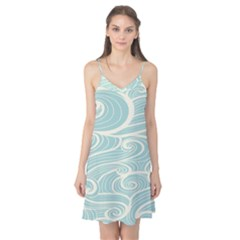 Blue Waves Camis Nightgown