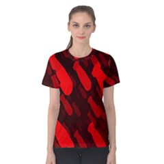 Missile Rockets Red Women s Cotton Tee