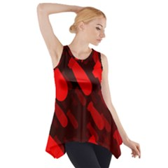 Missile Rockets Red Side Drop Tank Tunic