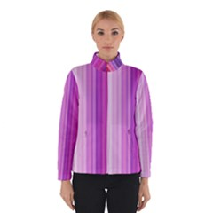 Pink Vertical Color Rainbow Purple Red Pink Line Winterwear