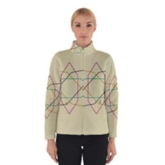 Shape Experimen Geometric Star Sign Winterwear