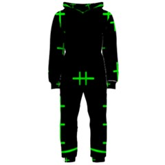 Sniper Focus Hooded Jumpsuit (Ladies)