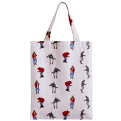 Hotline Bling Zipper Classic Tote Bag