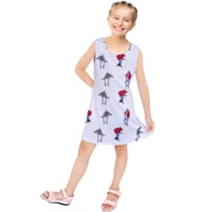 Hotline Bling Kids  Tunic Dress