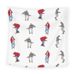 Hotline Bling Square Tapestry (large)