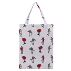 Hotline Bling White Background Classic Tote Bag