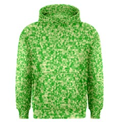 Specktre Triangle Green Men s Pullover Hoodie
