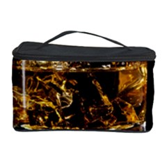 Drink Good Whiskey Cosmetic Storage Case