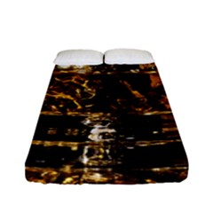 Drink Good Whiskey Fitted Sheet (Full/ Double Size)