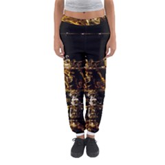 Drink Good Whiskey Women s Jogger Sweatpants