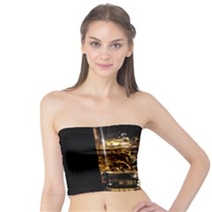 Drink Good Whiskey Tube Top
