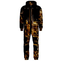 Drink Good Whiskey Hooded Jumpsuit (Men)