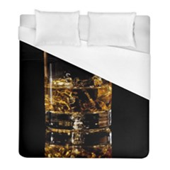 Drink Good Whiskey Duvet Cover (Full/ Double Size)