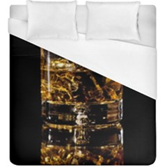Drink Good Whiskey Duvet Cover (King Size)