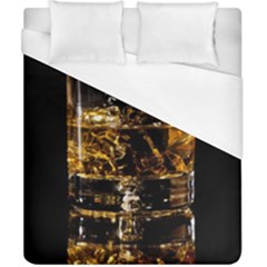 Drink Good Whiskey Duvet Cover (California King Size)