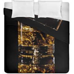 Drink Good Whiskey Duvet Cover Double Side (King Size)