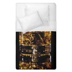 Drink Good Whiskey Duvet Cover (Single Size)