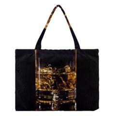 Drink Good Whiskey Medium Tote Bag
