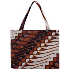 Traditional Batik Sarong Mini Tote Bag