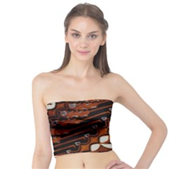 Traditional Batik Sarong Tube Top