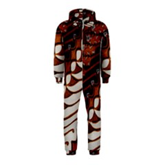 Traditional Batik Sarong Hooded Jumpsuit (Kids)
