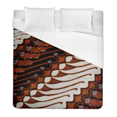 Traditional Batik Sarong Duvet Cover (Full/ Double Size)